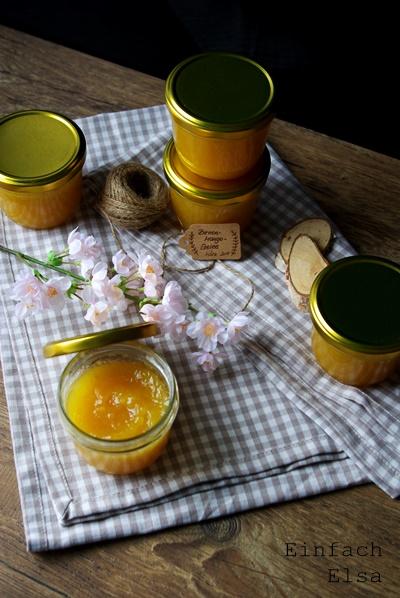 selbstgemachtes-Mango-Gelee