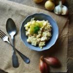 {Herzhaft} Vegetarischer Kartoffelsalat